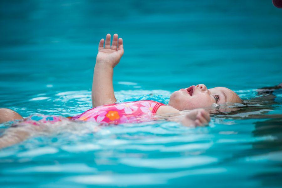 Beneficios de la natación para bebés: matronatación