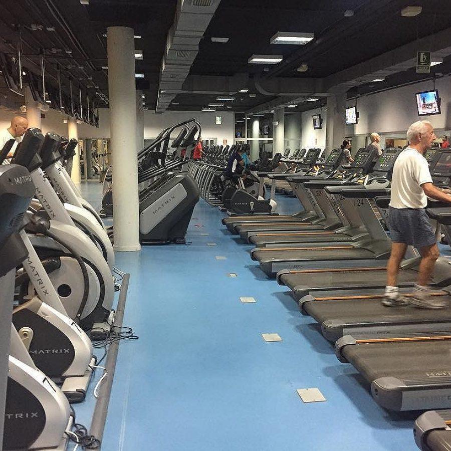 [_oifitness] Cardio time!!!! Comienza el día con actividad y actitud.