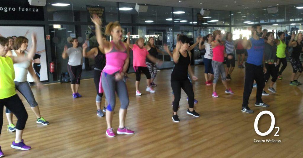 les mills evento malaga o2cw. entrenamiento