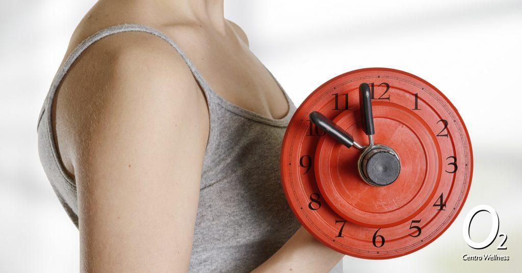 nutricion o2cw para perder peso en sala fitness dietista
