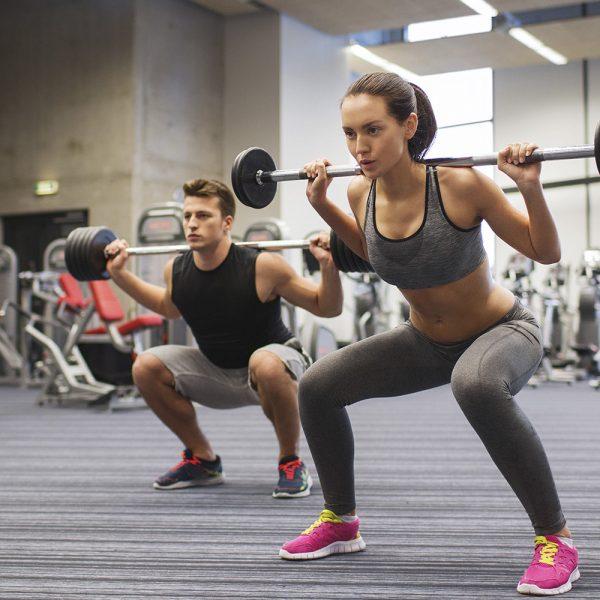 ❤❤ Los beneficios de entrenar en pareja