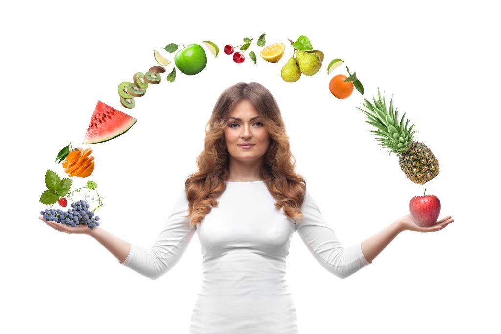 Dieta Detox frutas y verduras