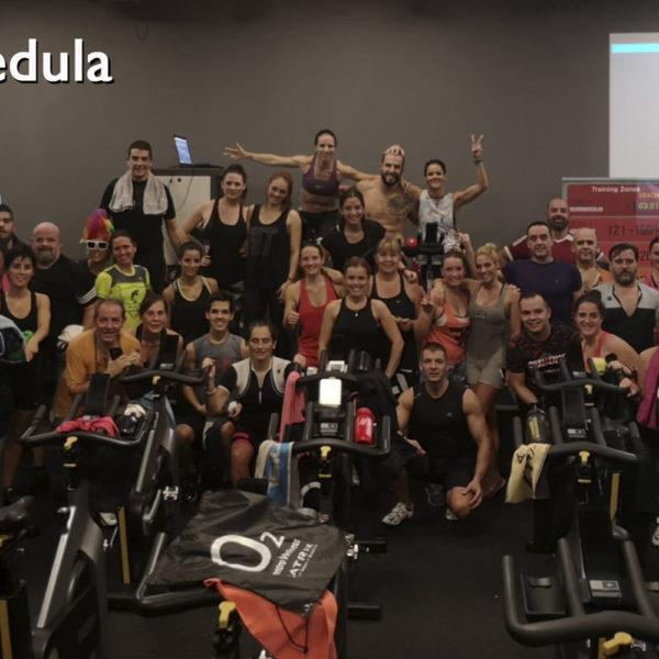 Dona médula, ¡Dona Vida! – Masterclass de Ciclo Indoor en O2CWPlenilunio