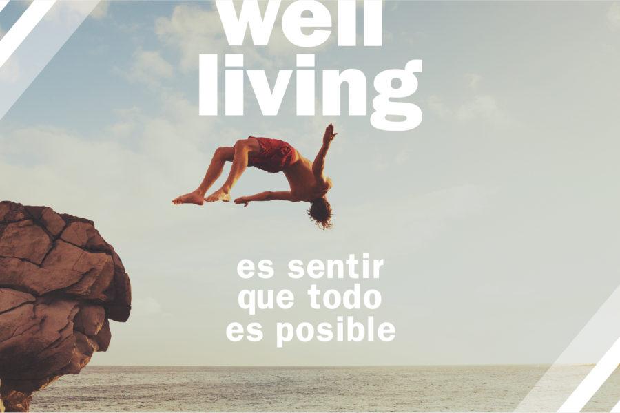 Bienvenidos al Well-Living