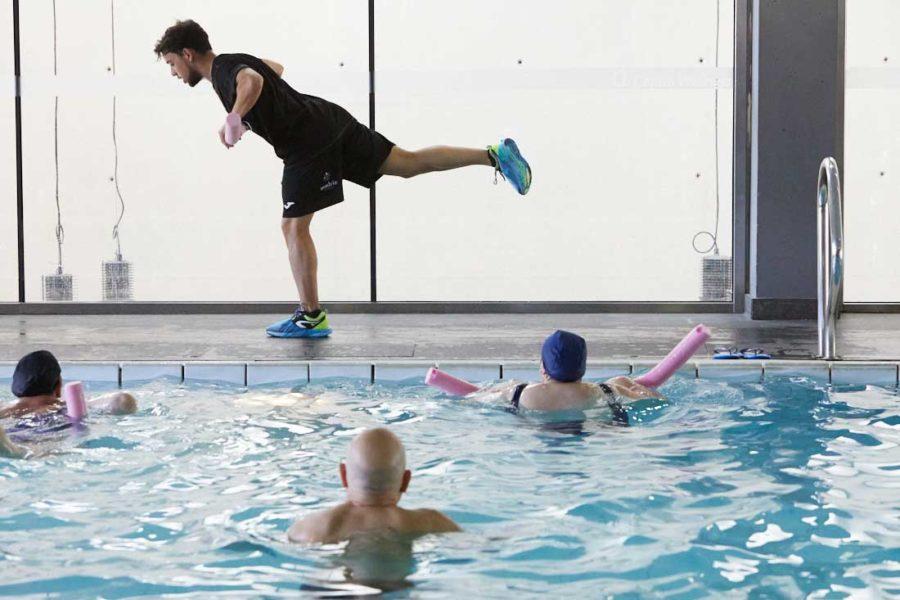 En otoño, sustituye el running por la natación