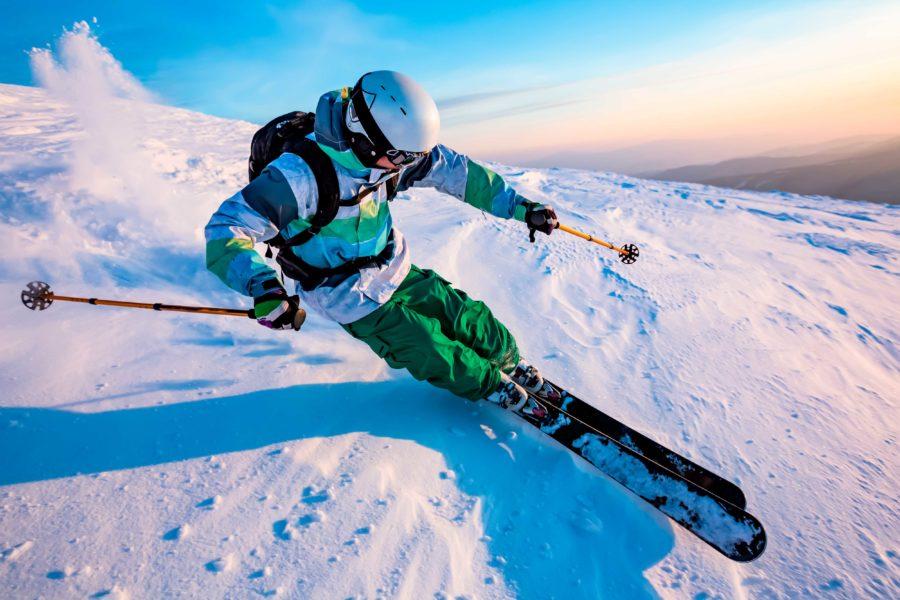 Preparación física para los deportes de invierno: esquí