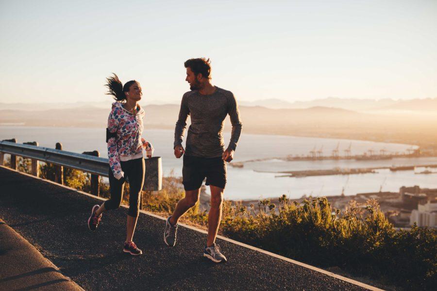 Entrenamiento en pareja: 5 ejercicios y 5 beneficios