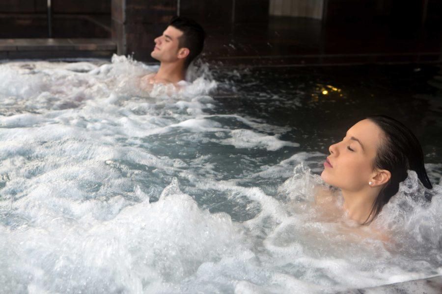 Circuitos de spa: antiestrés, sueño y contracturas
