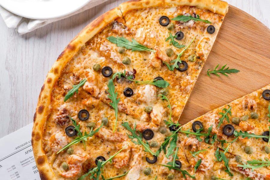 Descubre la pizza más saludable: receta de pizza de coliflor